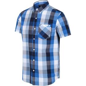 Regatta Ramiel Kortærmet skjorte Herrer, blå